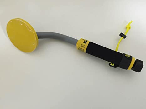 gaddrt vibra-king 750 bajo el agua detector de metales con vibración y LED indicador de detección - Handheld impermeable caza del tesoro detector de metales ...
