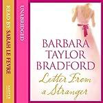 Letter from a Stranger | Barbara Taylor Bradford
