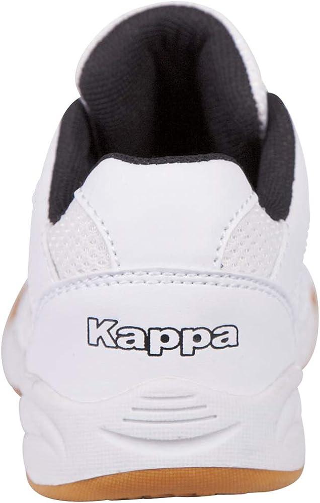 Kappa Kickoff Kids Zapatillas de Deporte Interior Unisex ni/ños
