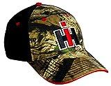 Case IH Youth Logo Hat in Mossy Oak Camo Twill