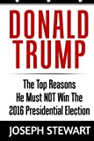 Donald Trump: The Top Reasons He Must NOT Win The 2016 Presidential Election