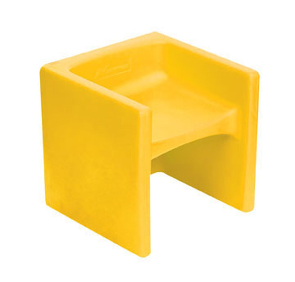 Chair Cube - Yellow CF910-010