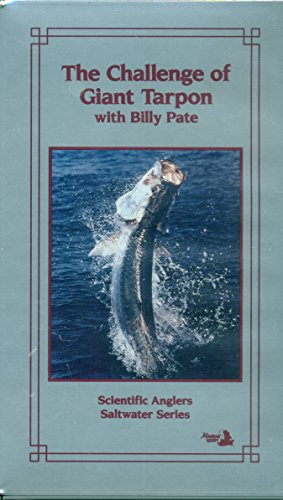 Challenge of Giant Tarpon [VHS] - Billy Pate Tarpon