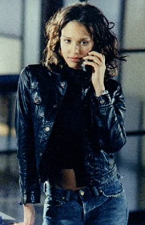 Jessica Alba Dark Angel On Telephone 4x6 Glossy Photo Z2856 At Amazon S Entertainment Collectibles Store