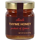 OILLADI Thyme Honey from the Greek Islands