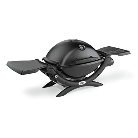 Image result for weber Q 1200 black