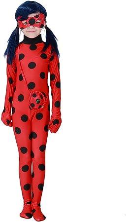 Hallowmax Disfraz de Halloween de la Mariquita para los Niños, el ...