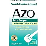 #9: AZO Urinary Tract Infection Test Strips, 3-Count Box