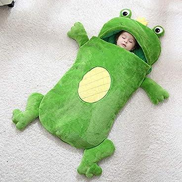 0-36 monate baby schlafsack frühling und herbst winter baumwolle verdickt baby kind kind kleinkind winter 95cm-green_95cm * 50cm kinder schlafsack schlafsack für kleinkinder