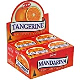 Tangerine - Case of 12 Boxes, 10 Cones Each - HEM Incense From India