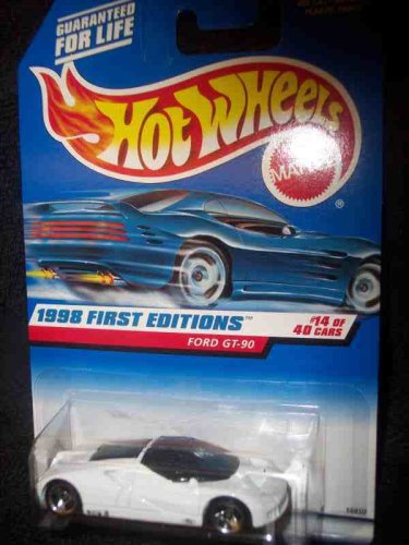 1998 First Editions -#14 Ford GT-90 #668 Mint by Hot - 668 Mint