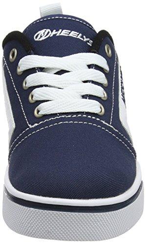 Unisex Gr8 marine Chaussures Adults Bleu Fitness 'adultes De Pro Heelys Blanc ZZq4pz