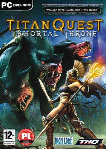 - Titan Quest : Immortal Throne Expansion