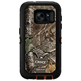 OtterBox DEFENDER SERIES Case for Samsung Galaxy S7 - Retail Packaging - REALTREE XTRA CAMO (ORANGE/BLACK/RT XTRA CAMO)