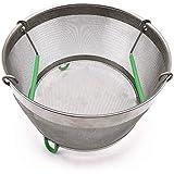 Instant Pot Steamer Basket 6 Quart - New HEAVY DUTY Instapot Compatible Steam Basket, Stainless Steel Vegetable Steaming Basket. Instant Pot Insert 6 Qt Accessories, Pressure Cooker Accessories