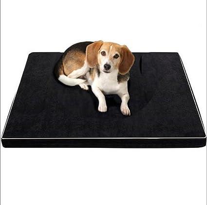 Kaxima Manta para Mascotas Memoria Completa Lavable Esponja Perro Rebote Lento Estera del Animal doméstico Mat
