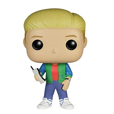 Funko POP TV Saved by The Bell Zack Morris Action Figure: Funko Pop! Television:: Toys & Games