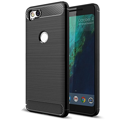 Google Pixel 2 Case, Vinve [Slim Thin] Carbon...