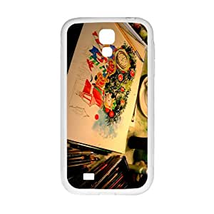 My Dreaming Christmas In Painting Hight Quality Plastic Case for Samsung Galaxy S4