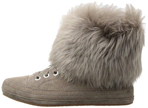 Fashion 6 Antoine Sneaker Fur Ugg M Women's Slate Us qgYtwBx