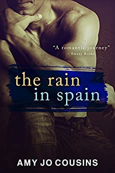 The Rain in Spain by [Cousins, Amy Jo]