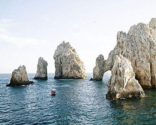 Cabo Beach Ocean photography 5x7 inch Print