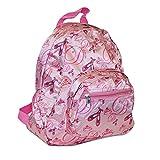 Toddler Backpack, Ballerina Ballet Dance Print