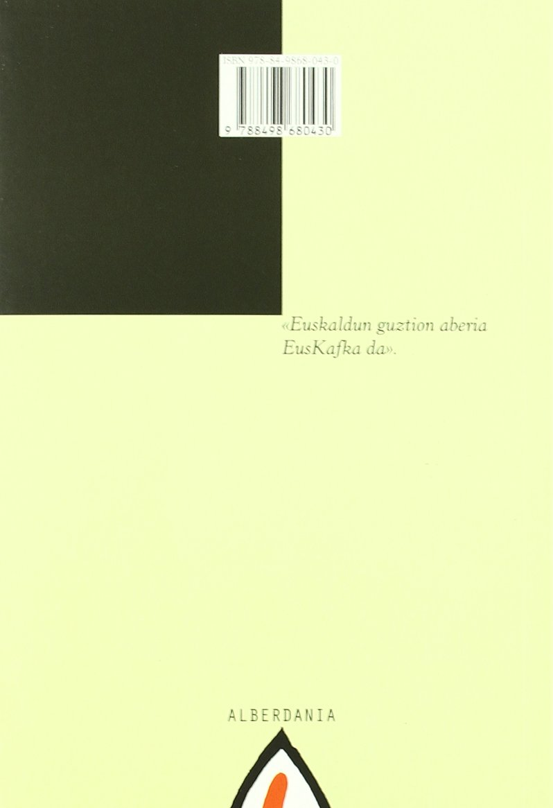 Euskaldun guztion aberria (Narrazioa): Amazon.es: Zaldua, Iban: Libros