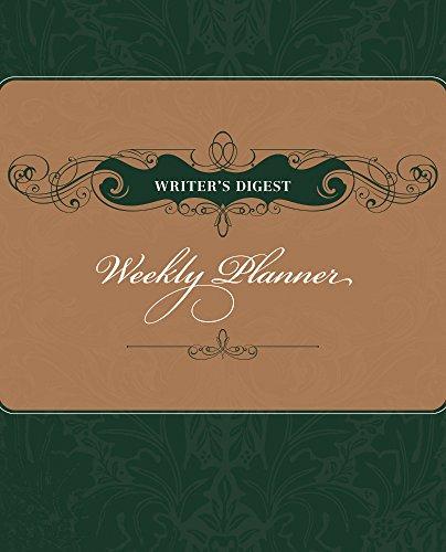 Writer's Digest Weekly Planner