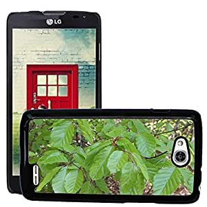 Hot Style Cell Phone PC Hard Case Cover // M00310530 Trunk Tree Forest Nature The Bark // LG Optimus L90 D415