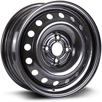 14 Inch Rims For Toyota Corolla >> Amazon.com: Honda Civic 14 Inch 4 Lug Steel Rim/14x5.5 Steel Wheel: Automotive