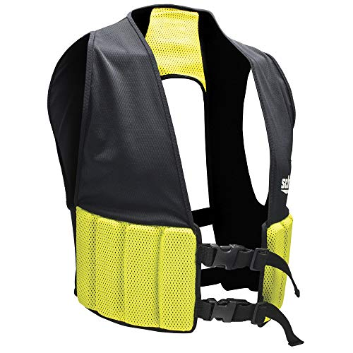 Youth Rib Football Schutt (Schutt Sports Lightweight Football Rib Protector Vest, Small, Youth)