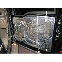 HushMat 612783 Sound and Thermal Insulation Kit (1979-1993 Mustang Doors)