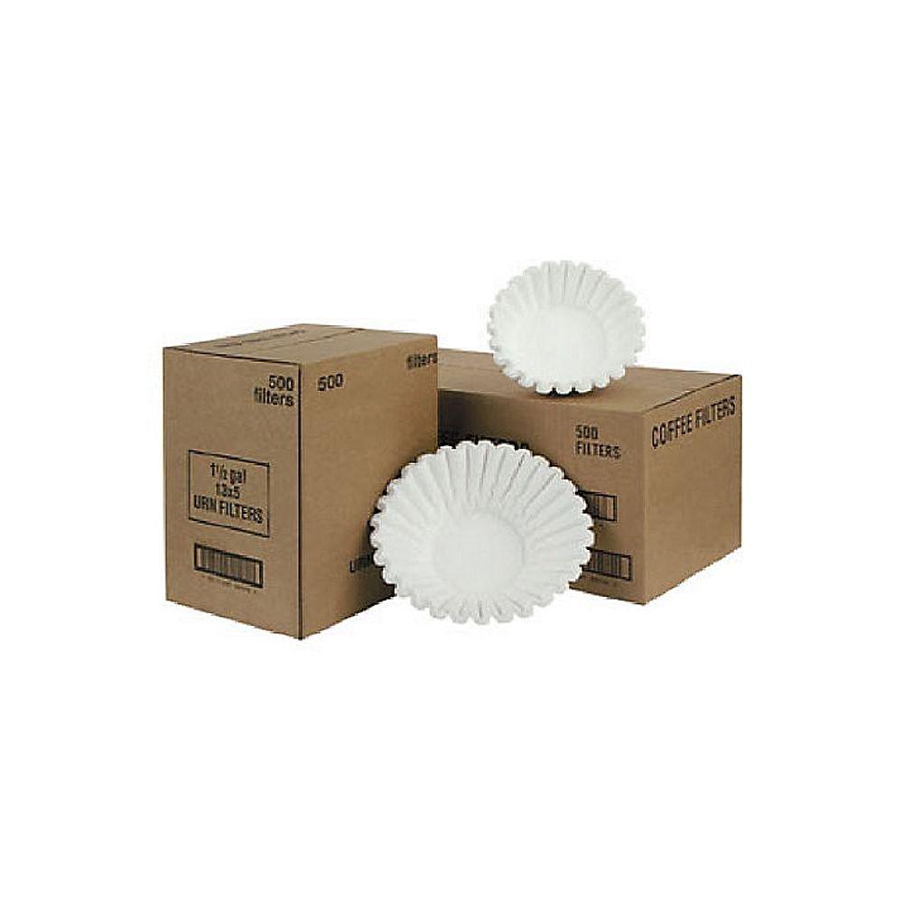 Fetco F00400000 20'' x 8'' Coffee/Tea Filter - 500/CS by Fetco