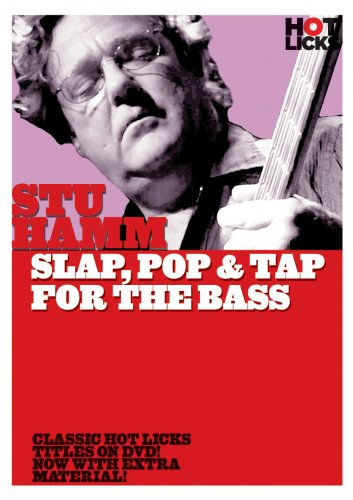 Stu Hamm: Slap, Pop & Tap for the Bass (Pop Slap)