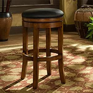 Roundhill Commercial Grade Solid Wood Over Size Bar Stool
