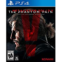 Take-Two Metal Gear Solid V: The Phantom Pain (PS4) - Video Games