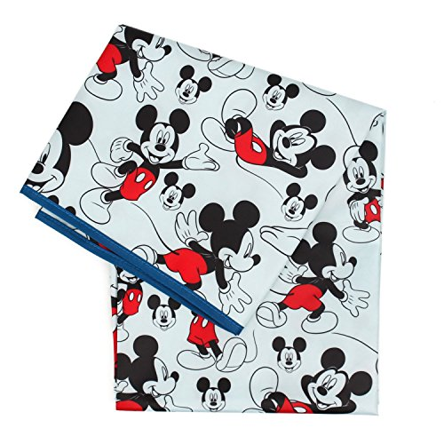 Bumkins Disney Baby Splat Mat, Mickey Classic (Princess Desk Art Disney)