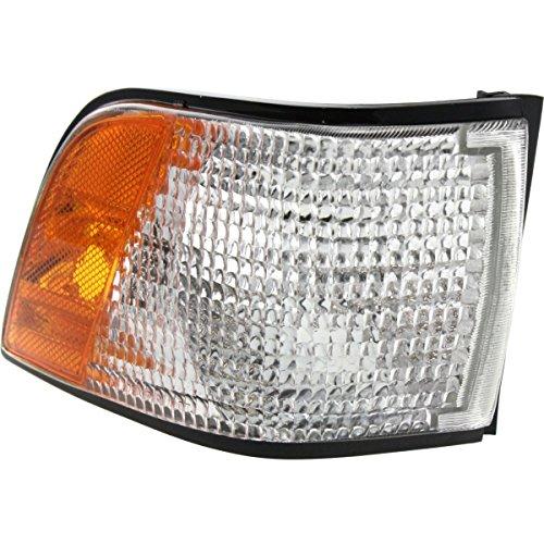 Diften 116-A2573-X01 - New Corner Light Parking Side Marker Lamp Passenger Right RH Hand -