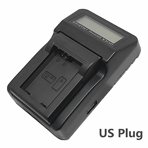 Price comparison product image OLSUS NP-FW50 Battery Charger for A7R NEX6 7 5N R A5000 A5100 A6000 - US Plug