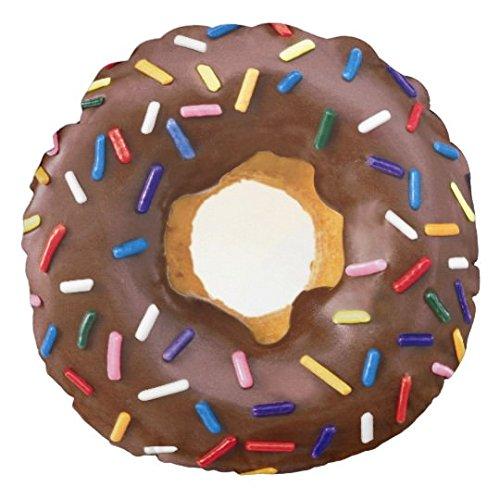 Cute Chocolate Donuts con toques Nursery almohadas para ...