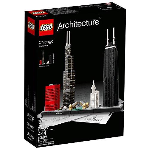 LEGO Architecture Chicago 21033 Skyline Building Blocks Set JungleDealsBlog.com