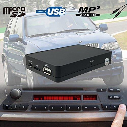 CD-Wechsler-Adapter, mit USB-/MicroSD: Amazon.de: Elektronik