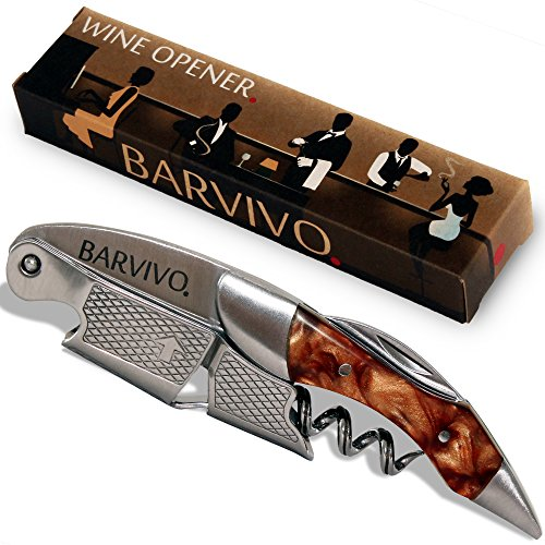 Professional Waiters Corkscrew Barvivo Bartenders product image