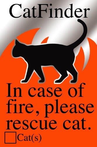 Alert Rescue Sticker Emergency Notification