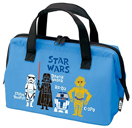 Lunch bag STAR WARS Paper cut KGA1 by Skater