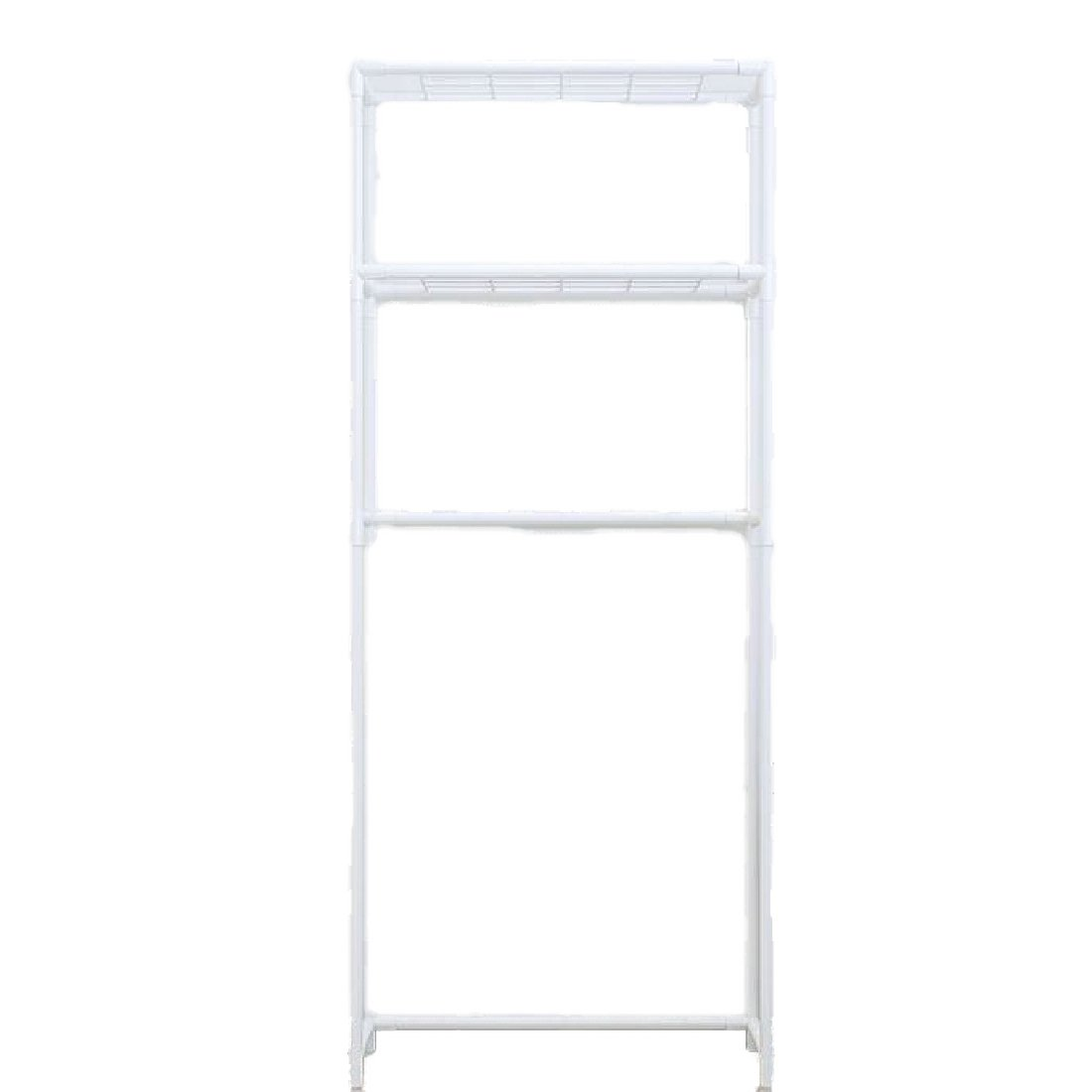 Tootless Shelving Unit Wheels Metal Heavy Duty Casters Solid Espresso Steel Wire Storage Shelves White 2 shelves