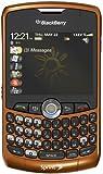 BlackBerry Curve 8330 - Smartphone - CDMA2000 1X - QWERTY keyboard - BlackBerry OS - orange - Sprint