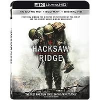 Deals on Hacksaw Ridge Digital 4K UHD Movie