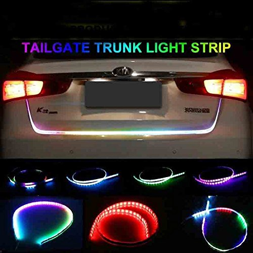 Led Lights For Cars >> Autotrends Flow Led Strip Trunk Dicky Boot Tail Lights